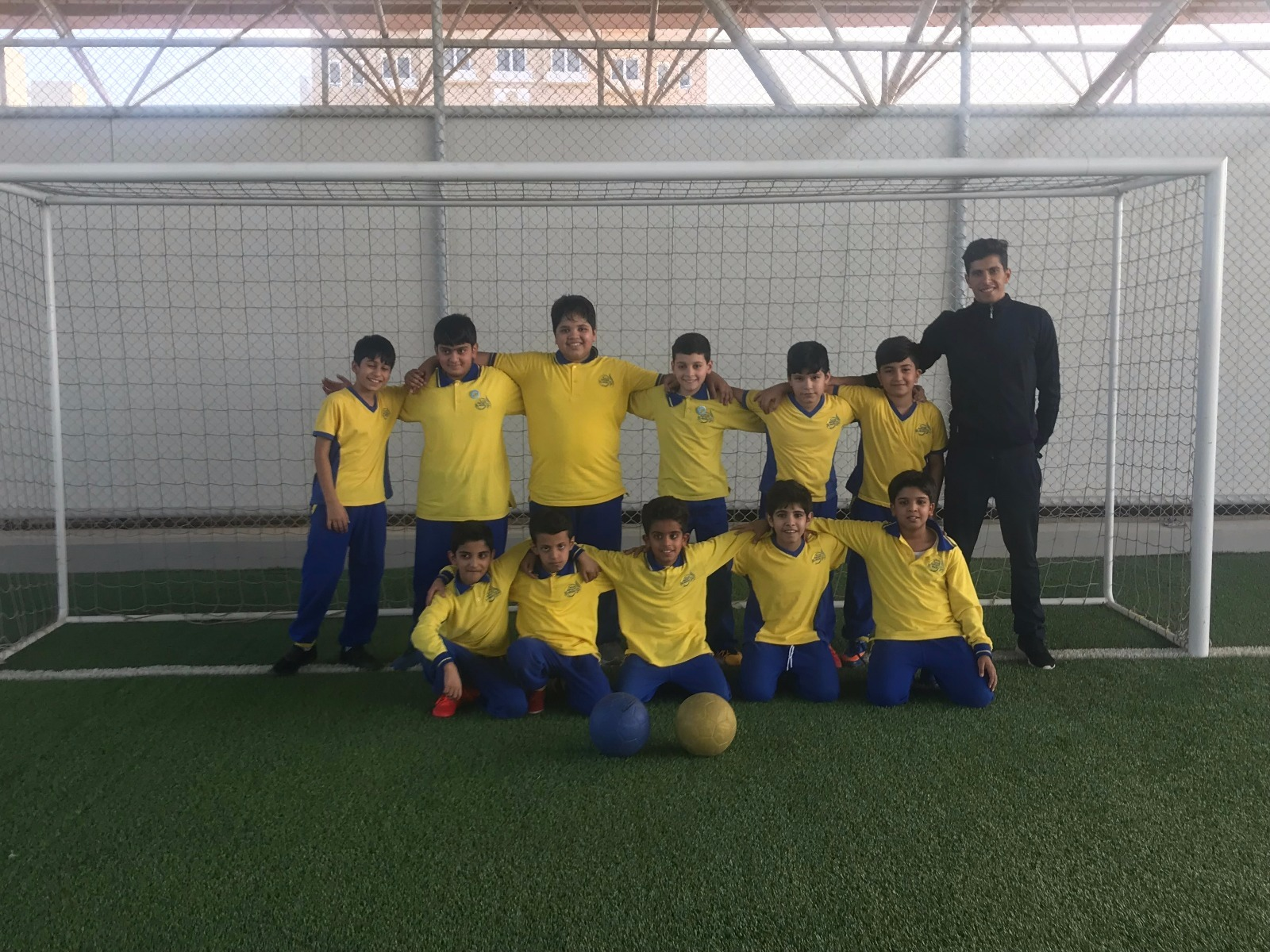 Soccer win for under 10 Al-Noor against AUS 17-0! - Image 4