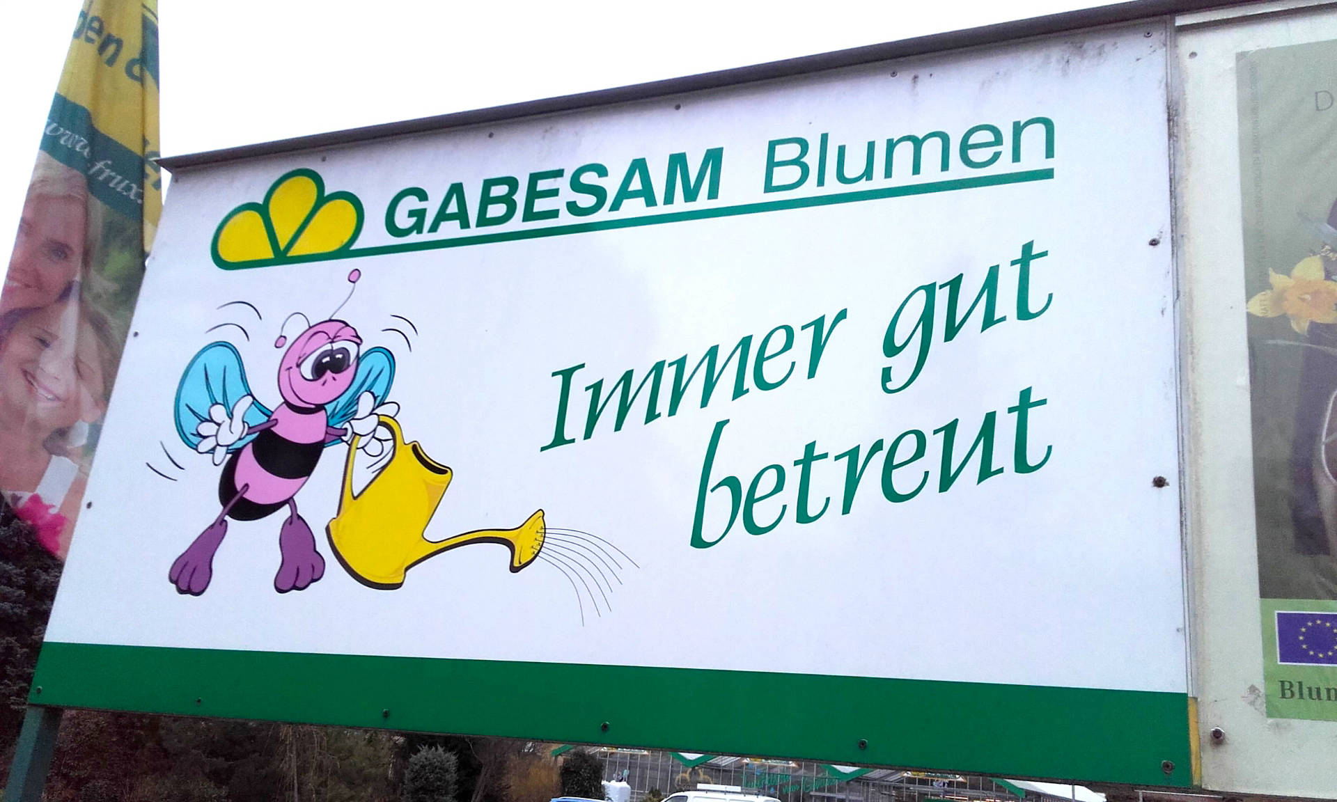 Exkursion Gärtnerei Gabesam - Bild 1