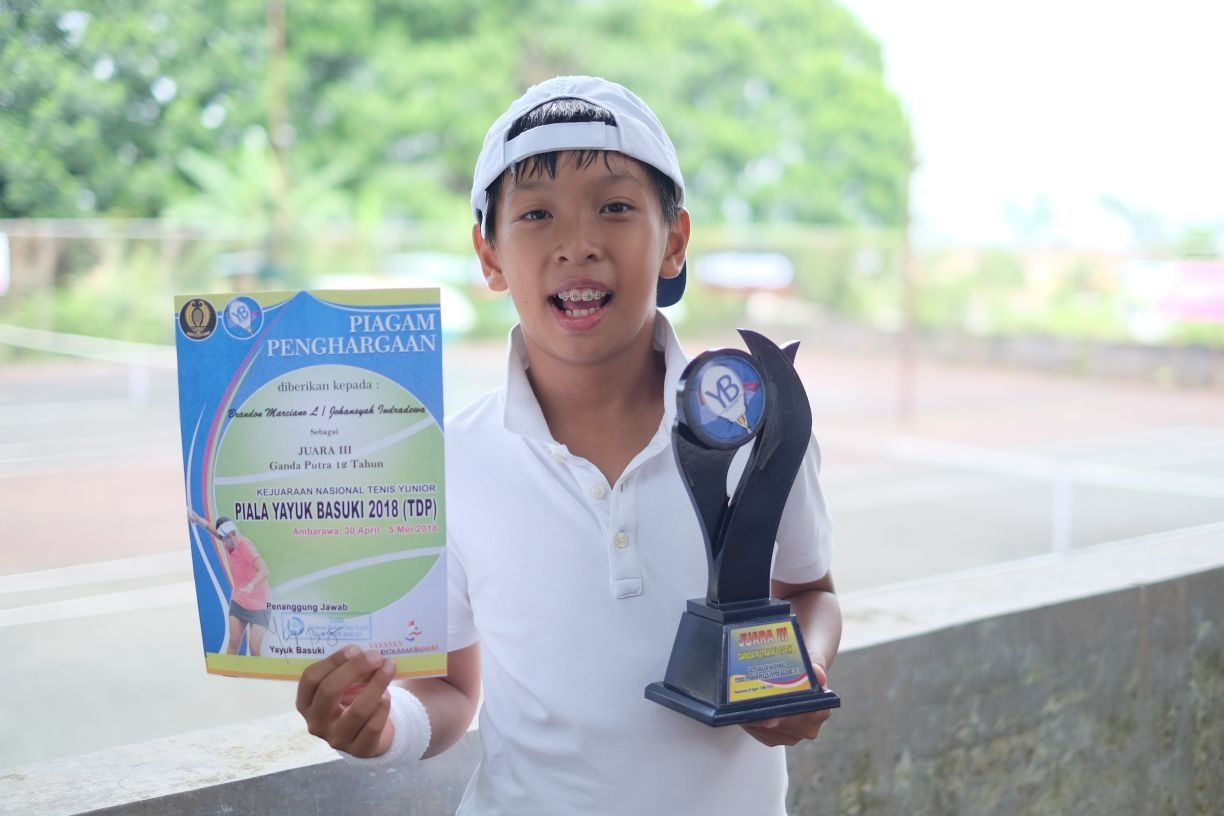 Indonesia Tennis Champ ! - Image 1