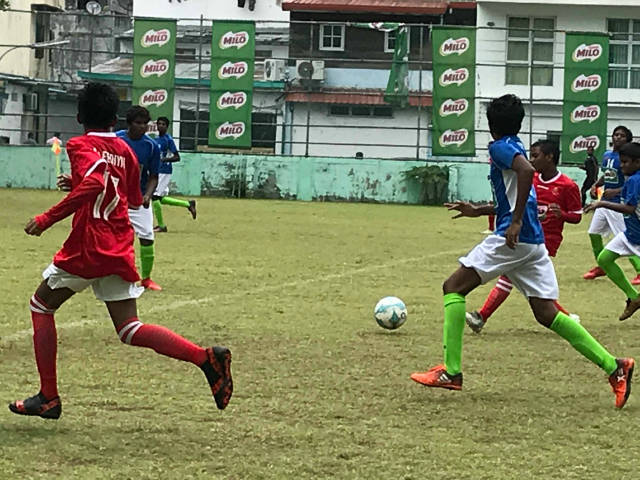 Inter-School U14 Football Tournament  Majeediyya VS Billabong - Image 3