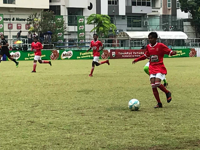 Inter-School U14 Football Tournament  Majeediyya VS Billabong - Image 4