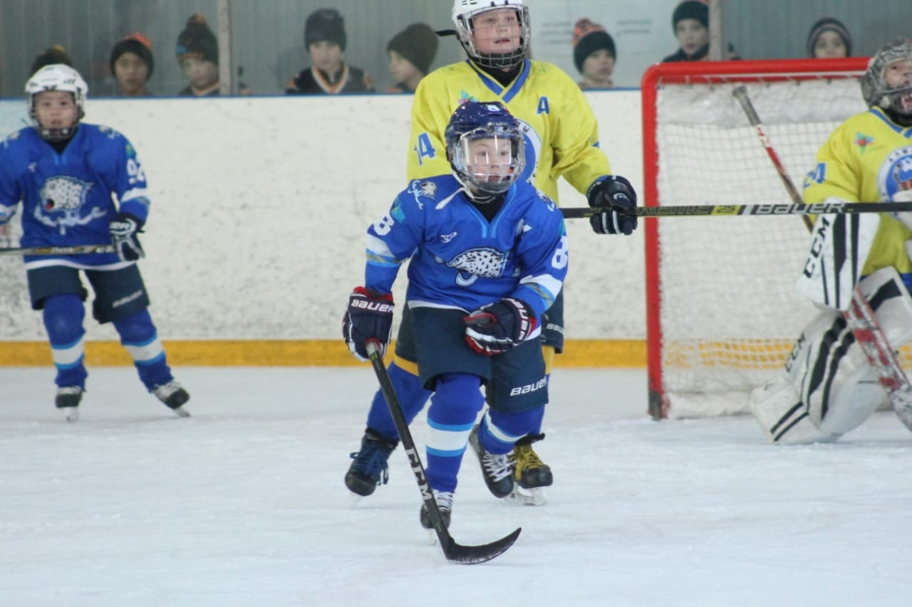 "Hockey club ""Barys"" who plays our student Fedor Kushnikov took first place at Championship of RK among pupils of youth schools - Image 4"