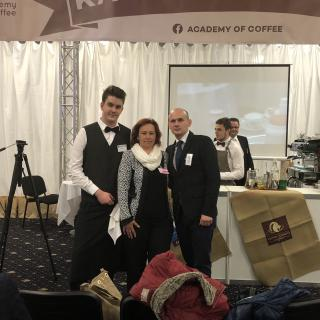 Barista Junior Cup 2018