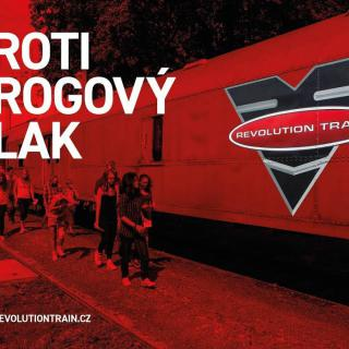 Revolution train - protidrogový vlak