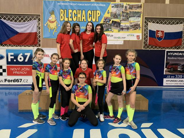 Blecha cup 2020 - rope skipping
